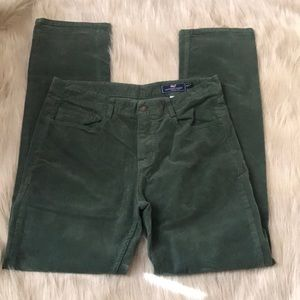 Vineyard Vines Corduroy 5 Pocket Pants 32x32
